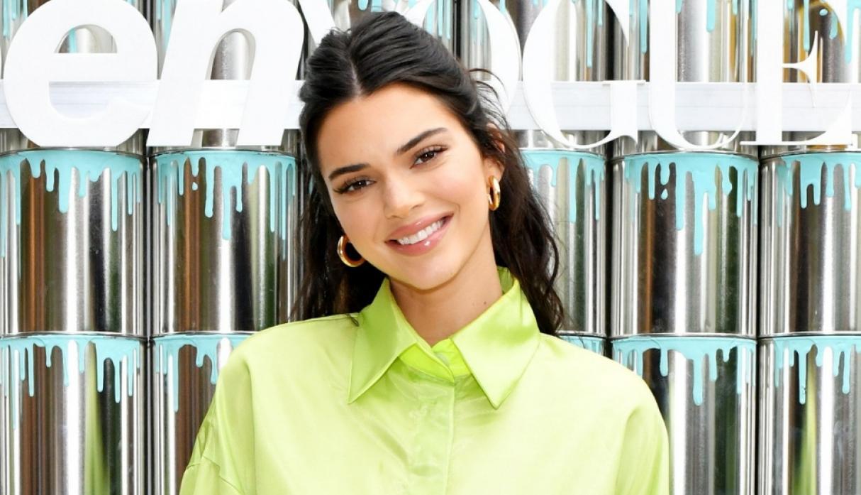 Kendall Jenner lo que solo ella puede lograr