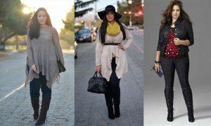 5 formas de vestir en invierno