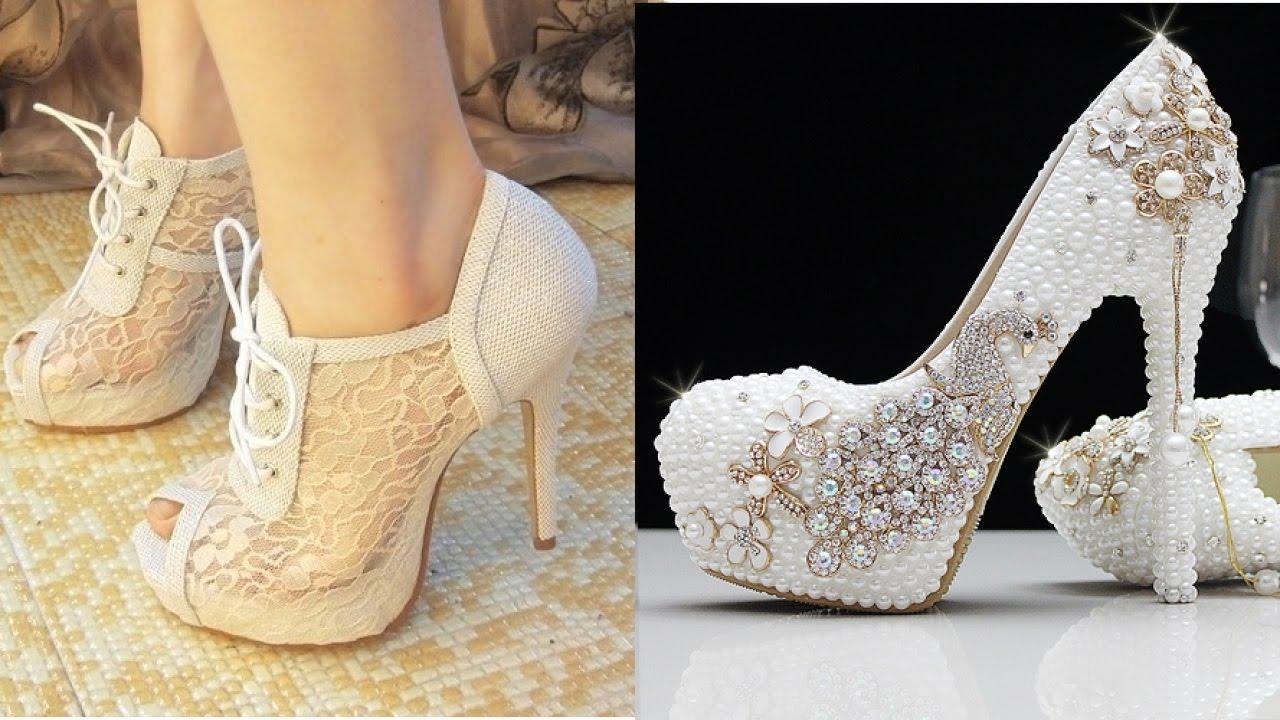Zapatos lindos para una boda única