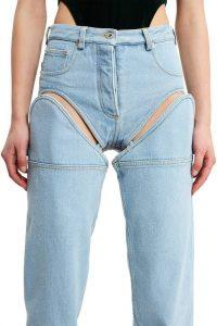 Lanzan jeans desmontables y causan controversia
