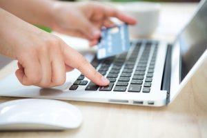 Tarjetas de crédito para compras en línea