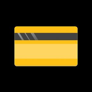 Tarjeta de crédito de emergencia