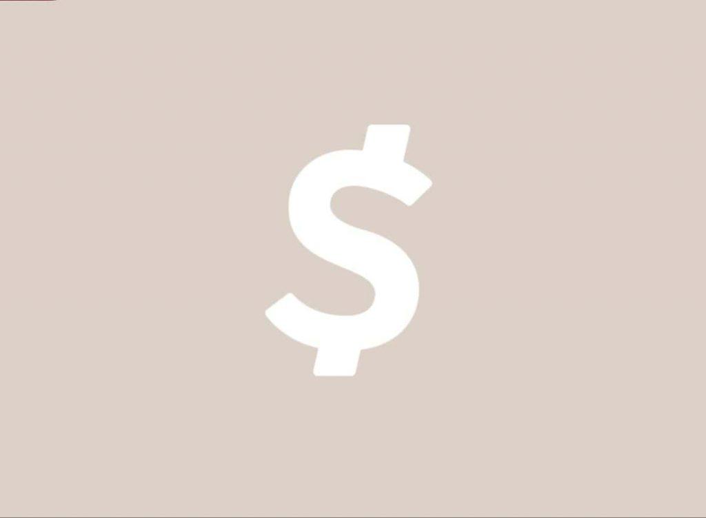 Signo de pesos