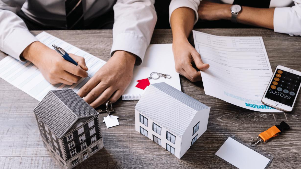 Solicitar un préstamo hipotecario