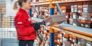 Optimiza las operaciones de tu almacén