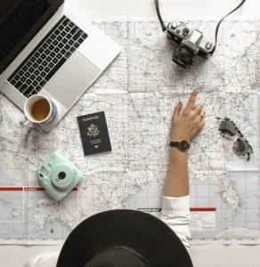 Porque llevar tarjeta de crédito en un viaje